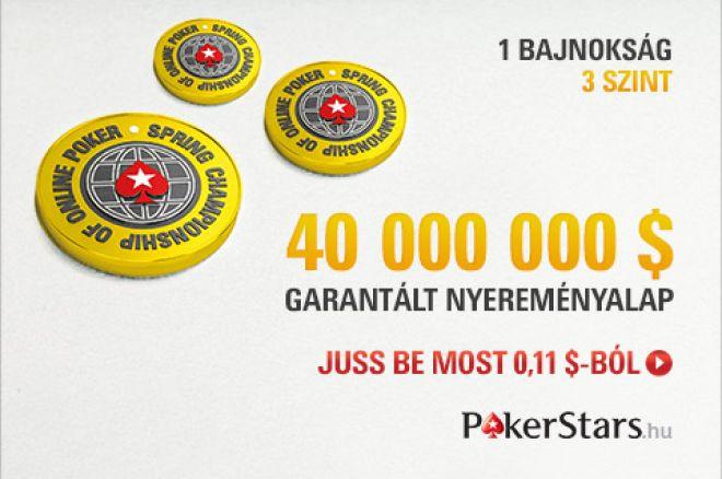 2015 SCOOP PokerStars