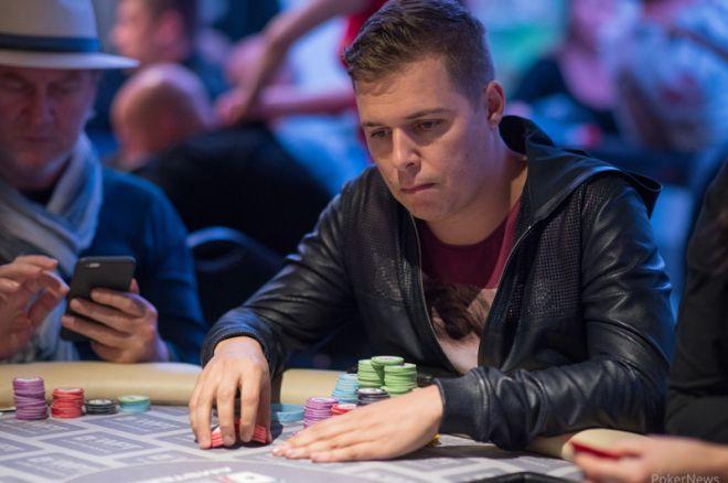 World Poker Tour Amsterdam - Main Event - Boeken en Stephensen verzamelen veel chips, Andersson aan de leiding