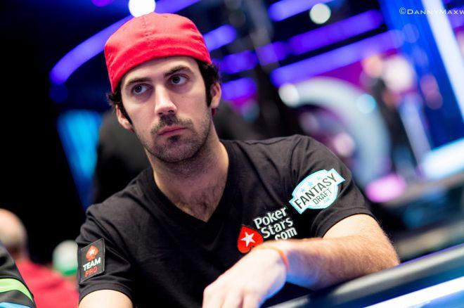 2-oji SCOOP diena: $2,100 įpirkos turnyrą laimėjo PokerStars žvaigždė Jasonas Mercieris 0001