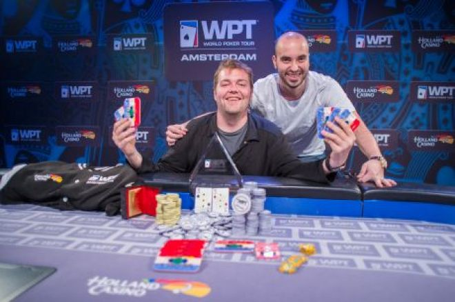 World Poker Tour Amsterdam - Side Events - Wheeler wint High Roller, nog 17 spelers in Mixed Event
