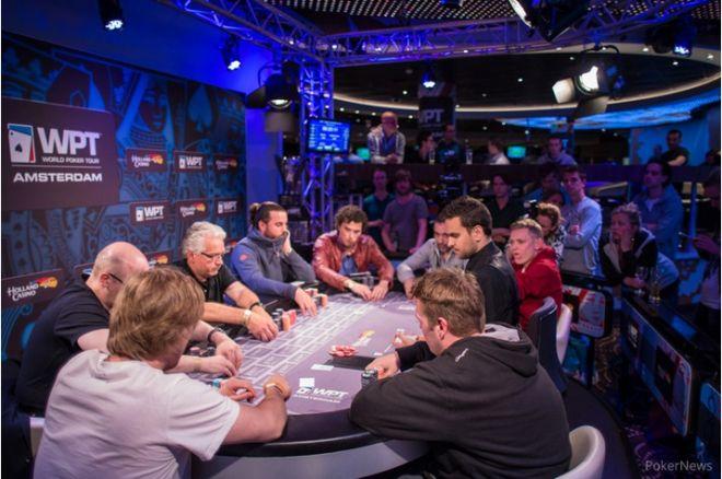 WPT Amsterdam Main Event: Wheeler i Van den Bijgaart u Finalnih Šest 0001
