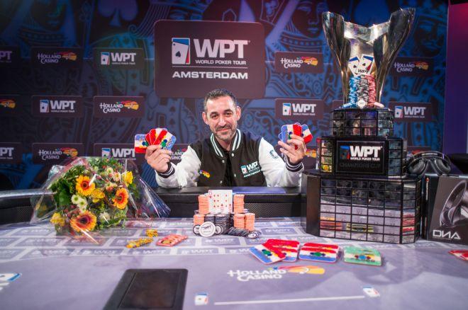 Farid Yachou WPT Amsterdam
