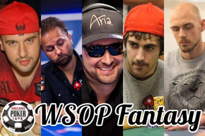 Doe mee aan de WSOP Fantasy Draft en stel je eigen Fantasy Team samen!