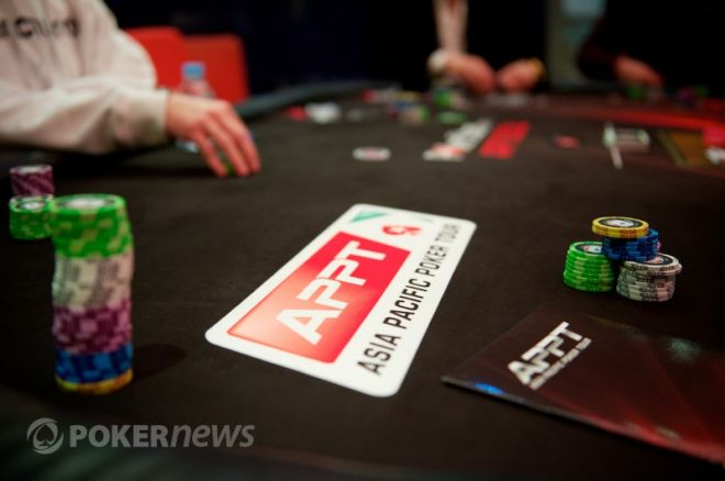Asia Pacific Poker Tour Manila