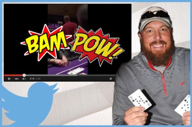 Tweet Tweet Bad Beat - Don't mess with Red Beard!