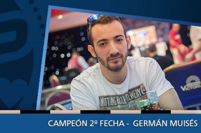 Germán Muisés se llevó el CAP Victoria y AR $481.736 0001