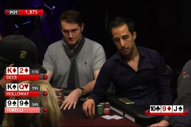 "Alec Torelli's ""Hand of the Day"": Best Fold of All Time?"