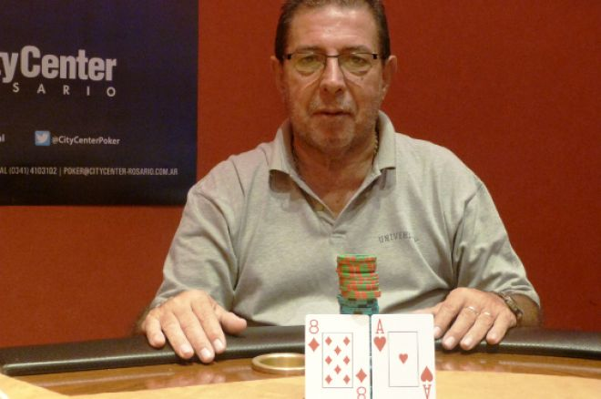 Jorge Torres ganó el Jueves de Poker en City Center 0001