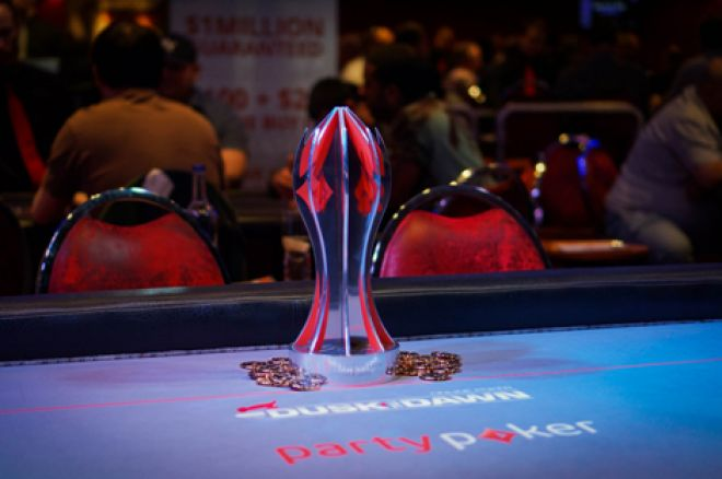 2015 partypoker Grand Prix Million