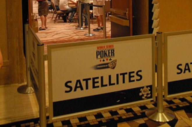 World Series of Poker Satellites