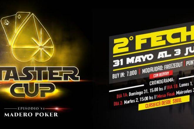 La segunda fecha de la Madero Master Cup 7K comienza el domingo 0001