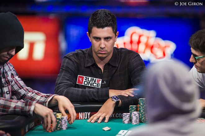 Craig McCorkell: Through to Day 2 of the $3,000 No Limit Hold'em Shootout
