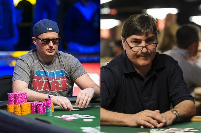 Paul Volpe y Keith Lehr jugarán por el título del WSOP Heads-Up No-Limit Hold'em... 0001