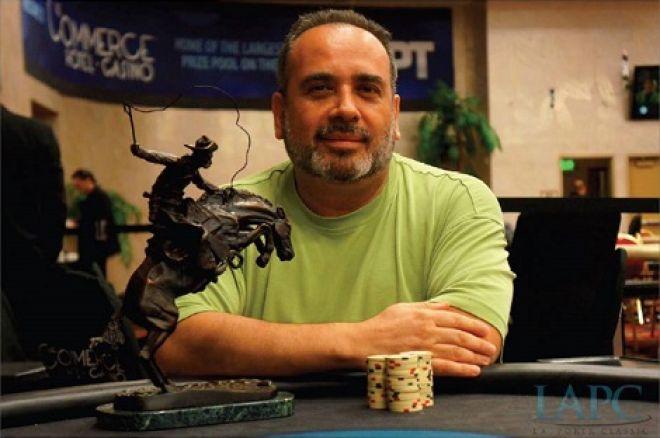 Chile casi mete su primera mesa final en la WSOP 0001