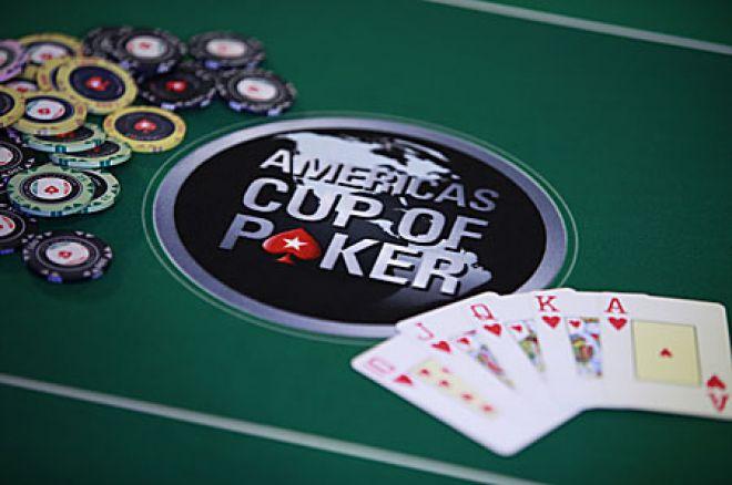 Hoy empieza  la Americas Cup of Poker 7 en Chile 0001