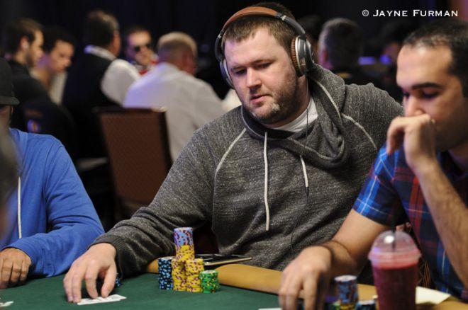 """Andrius Bielskis artėja prie WSOP """"Event #25"""" turnyro finalinio stalo! 0001"""