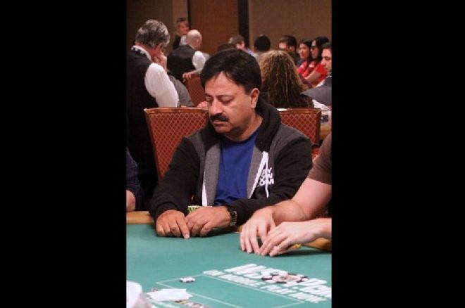 Ravinder Bedi WSOP Monster Stack