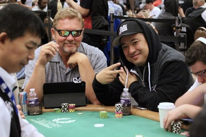 Jay Haraga PlayNow WSOP Monster Stack