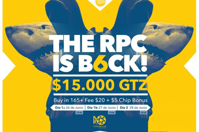 Sexta edición del RPC ya tiene fecha 0001