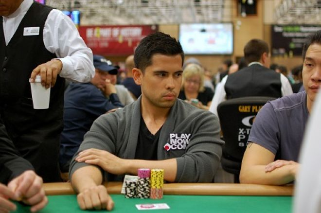 Konstantinos Segounis WSOP Monster Stack PlayNow Poker