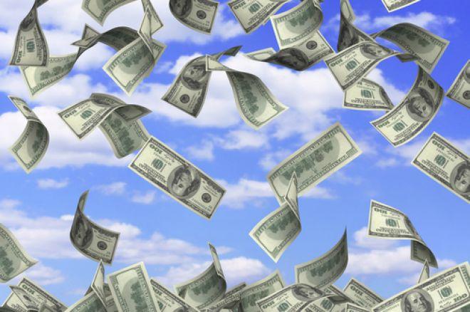 """Poker Heaven kambaryje skelbiamas 50,000 eurų vertės """"Pinigų Lietus"""" 0001"""