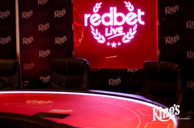 """Startavo atrankiniai turnyrai į """"RedBet Live"""" Dubline 0001"""