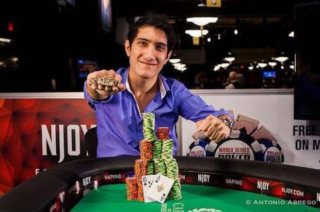Vini, vidi, vinci: Iván Lucá ganó su primer brazalete de la WSOP 0001