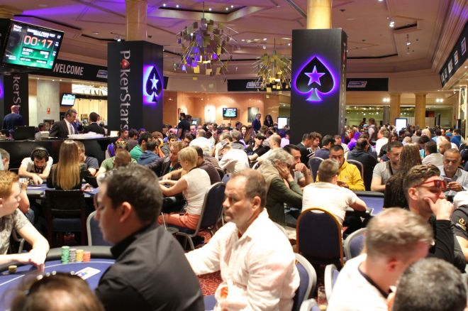 El Marbella Poker Festival alcanza su récord de participación con 841 jugadores 0001