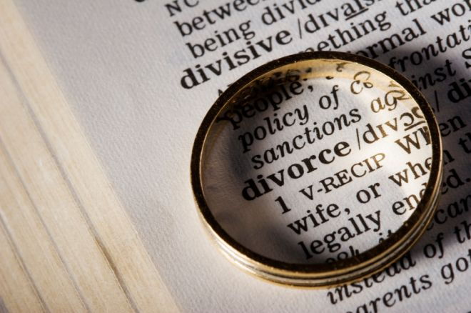 Poker Player's Guide to Divorce