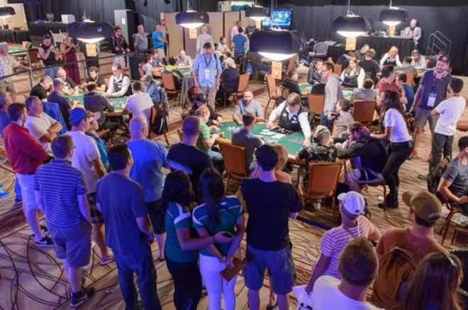 When the Bubble Burst: Tracking the Effect of 2015 WSOP Structure Changes