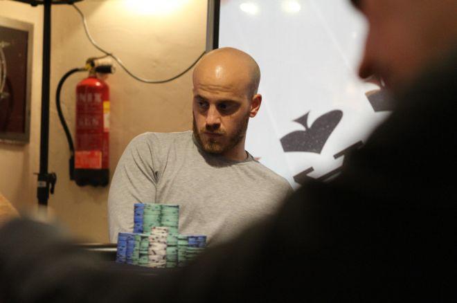José Ángel Latorre 'Cejakas14' lidera los 8 supervivientes del PokerStars Marbella Festival 0001