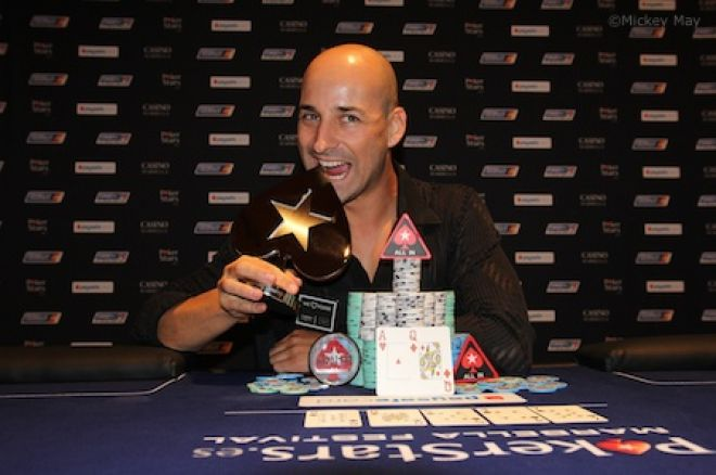 Isidoro Barrena: 2015 UKIPT Marbella Main Event champion