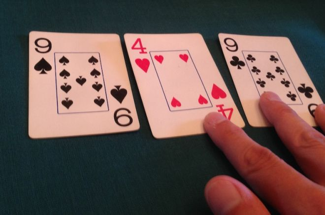 When a Pair Falls on the Flop: Bluff or Control the Pot?