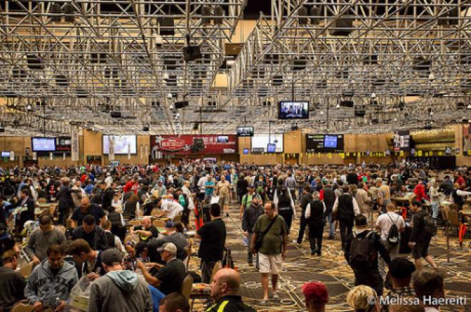 WSOP 2015 статистика