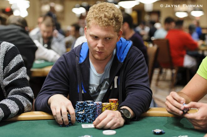 Anthony Diotte WSOP