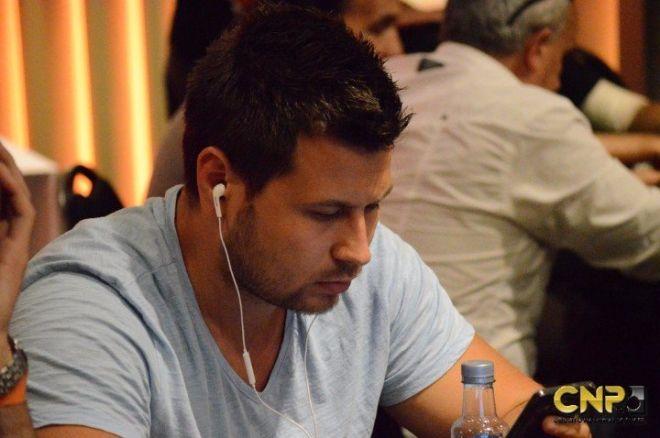 Ivaylo Panev se coloca líder en la primera jornada del CNP Bilbao 0001