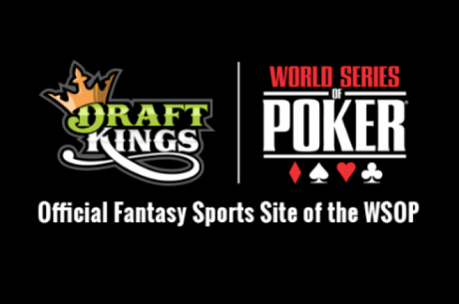 From Greg Merson to Event #55 of the 2015 Schedule: DraftKings Making Its Mark On WSOP 0001