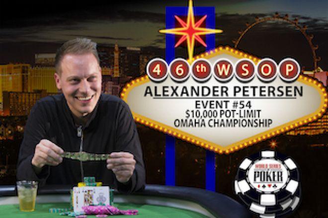 "WSOP 2015: Alexander ""AlexKP"" Petersen Trijumfovao na $10k PLO Championshipu za $927,655 0001"