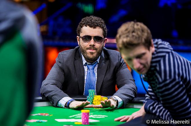 Antony Zinno WSOP 2015