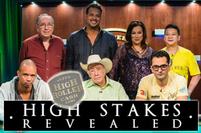 High Stakes Revealed - Super High Roller Cash Game