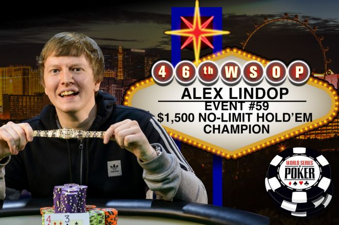 WSOP Day 37: Online Battle Begins, Lindop Wins, and Elezra Taming the H.O.R.S.E. 0001
