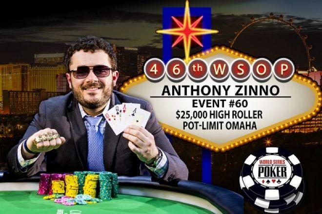2015 WSOP Anthony Zinno
