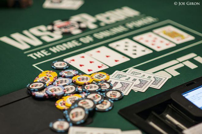 Dispatches from the WSOP: Filling the Void