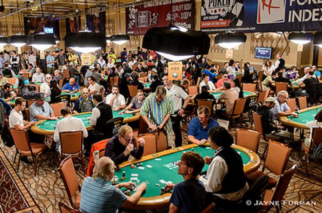 WSOP 2015 Main Event