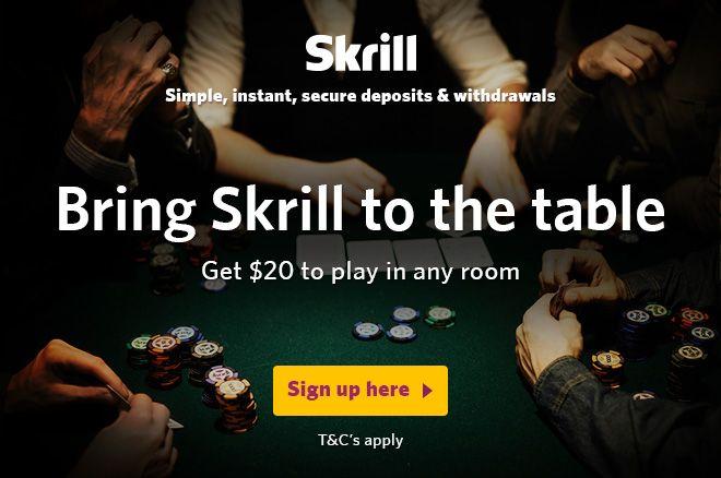 Skrill Road to Vegas