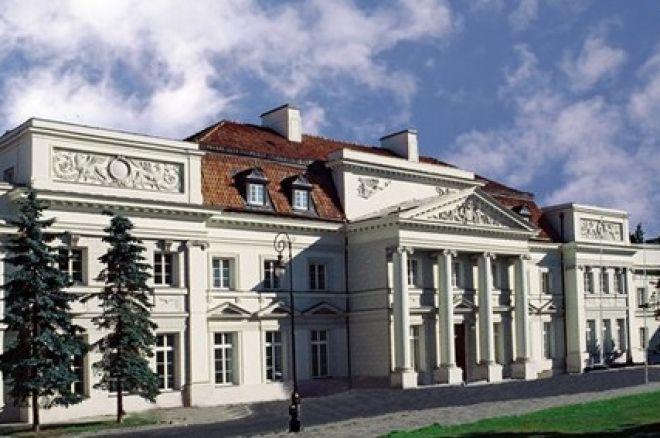 Casino Palace w Warszawie