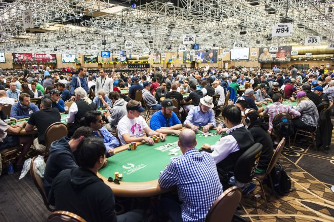World Series of Poker 2015