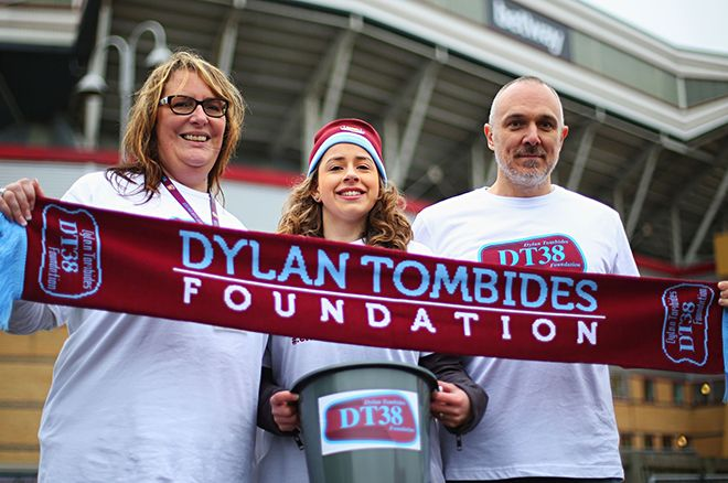 The DT38 Foundation