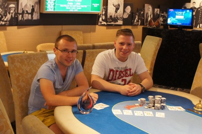 Tomas Kozlovas verčia antrą Summer Rock Poker Session turnyrą. 0001