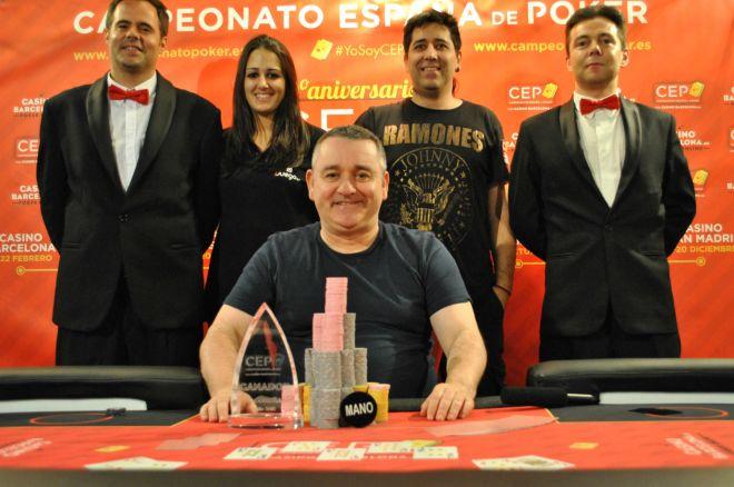 Javier Sanjuan gana la cuarta parada del CEP 2015 0001